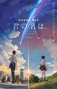 Kimi no na wa (Your Name.)