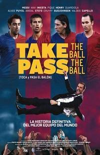 Ver Película Toca y pasa el balón (2018)