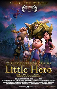 Ver Película Little Hero (2017)