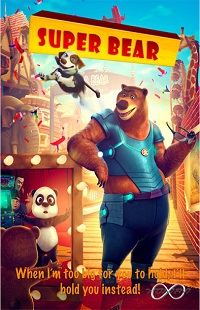 Ver Película Super Bear (2017)