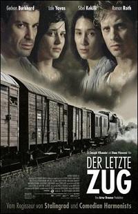 Ver Película El último tren a Auschwitz (2006)
