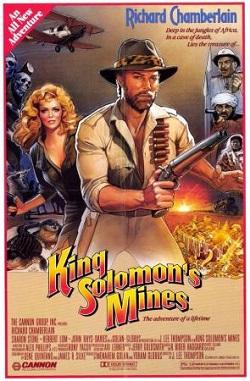 Ver Película Las minas del rey Salomón (1985)
