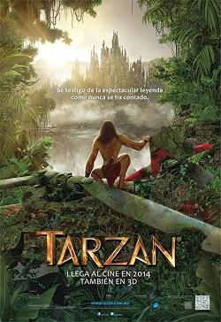 Ver Película Tarzan: La evolución de la leyenda (2013)