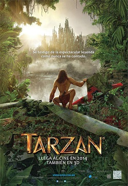 Tarzan: La evolución de la leyenda