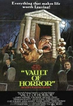 Ver Película Cuentos de la Cripta: La Bóveda de los Horrores (1973)