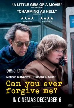 Ver Película ¿Podrás perdonarme algun Dia? (2018)