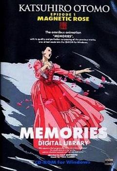Ver Película Memories: Rosa magnética (1995)