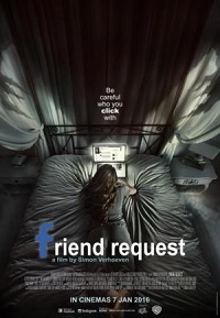 Ver Película Friend Request (2016)