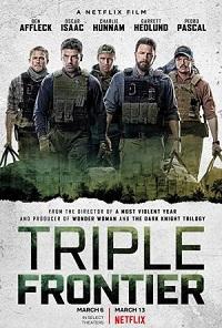 Ver Película Triple frontera (2019)