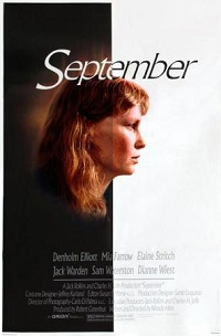 Ver Película Septiembre (1987)