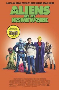 Aliens Ate My Homework Descargar HD