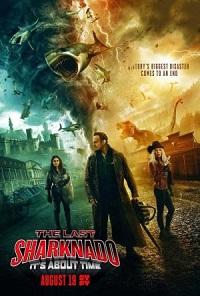 Ver Película El último Sharknado Ya era Hora (2018)