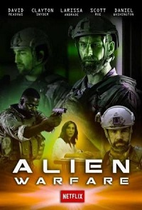 Ver Pelicula Alien Warfare (2019)