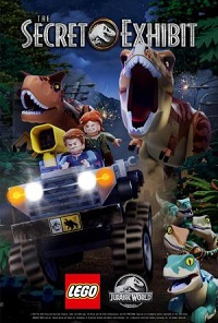 Ver Película LEGO Jurassic World: The Secret Exhibit (2018)