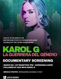 Ver Película Karol G: La Guerrera del Genero (2019)