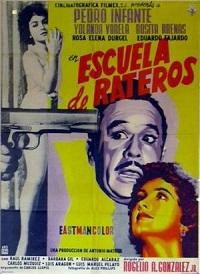 Ver Película Escuela de rateros (1958)