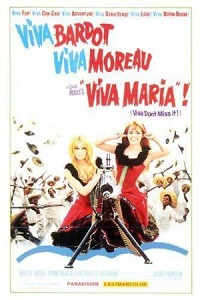 Ver Película ¡Viva María! (1965)