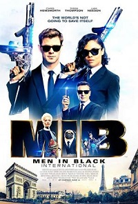 Hombres de negro: MIB Internacional HD-Rip - 4k