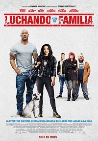 Ver Película Luchando con mi familia (2019)