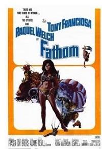 Ver Película Fathom La Espia que Cayo del Cielo (1967)