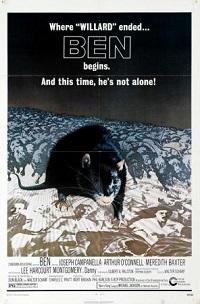 Ver Película Ben: La Rata Asesina (1972)