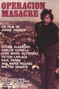Ver Película Operación Masacre (1973)
