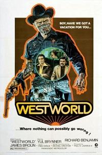 Westworld almas de metal