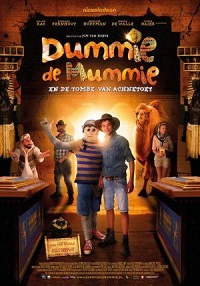 Ver Película Dummie la momia y la tumba Achnetut (2017)