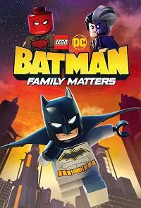 Ver Película LEGO DC: Batman - Asuntos familiares (2019)