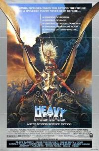Ver Película Heavy Metal (1981)