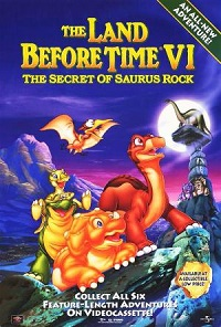 Ver Película En busca del valle encantado 6: El secreto de la Roca del Saurio - 4k (1998)