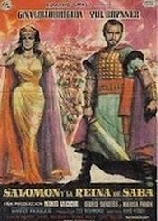 Salomon y la reyna de saba