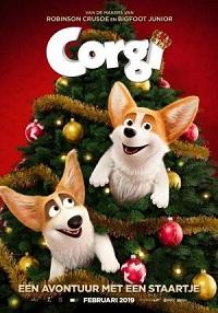 Ver Película Corgi: Un perro real (2019)