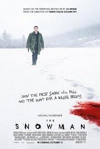 Ver Película El Hombre de Nieve  - 4k (2017)