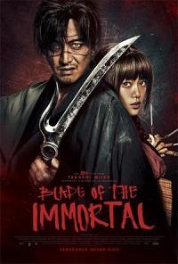 Ver Película La espada del inmortal (2017)