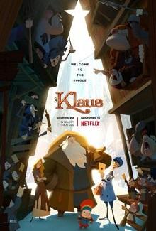 La leyenda de Klaus - 4k
