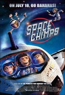 Ver Película Chimps - Monos a la obra (2008)