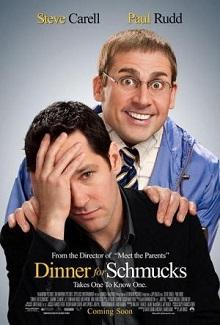 Ver Película Una cena para tontos (2010)