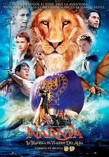 Las crónicas de Narnia 3: La travesía del viajero del alba