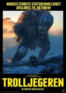 Ver Película El cazador de Troll (2010)