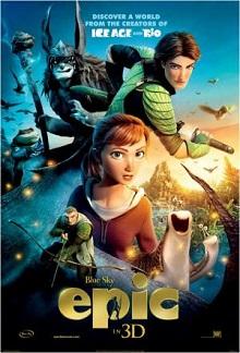 Ver Película Epic: El mundo secreto  (2013)