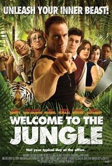 Ver Película Bienvenido a la jungla (2013)