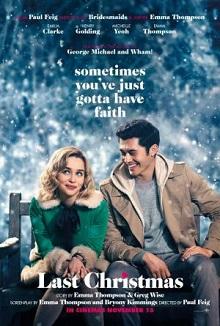 Ver Película Last Christmas: Otra oportunidad para amar (2019)