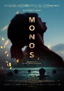 Ver Película Monos - 4k (2019)