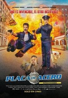 Ver Película Placa de acero (2019)