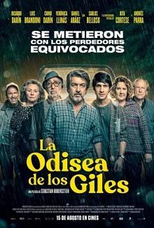 Ver Película La odisea de los giles (2019)
