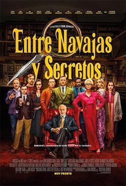 Ver Película Entre navajas y secretos (2019)
