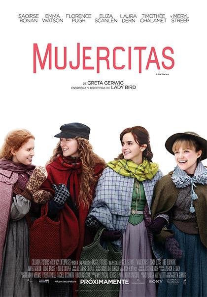 Ver Película Mujercitas (2019)
