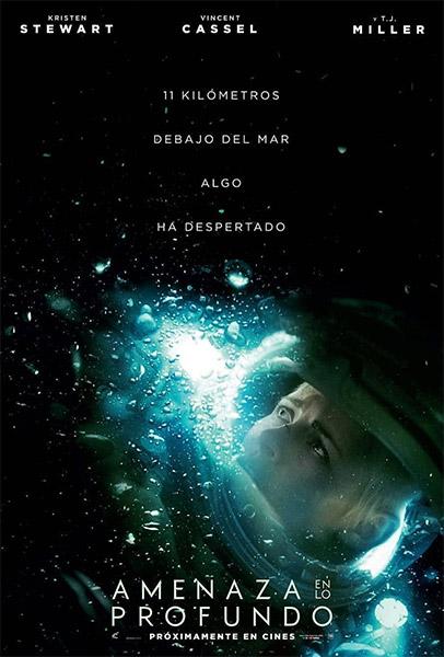 Ver Película Amenaza en lo profundo (2020)