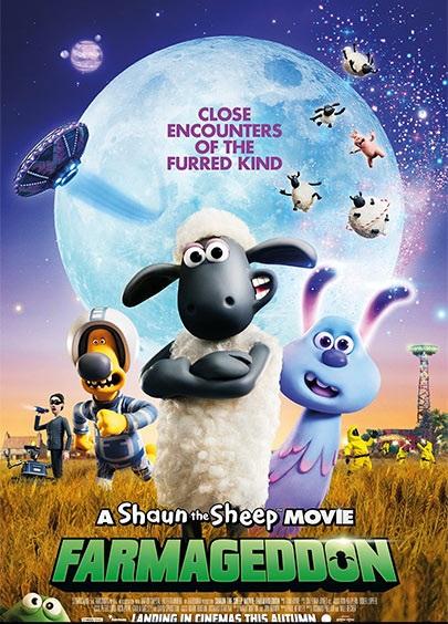 Ver Película Shaun, el cordero - La película: Granjagedón (2019)